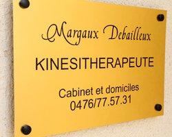 Margaux Debailleux - Kinésithérapeute